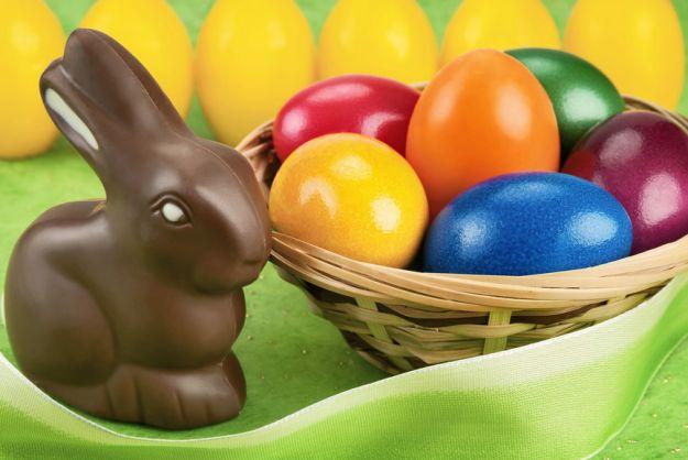 Jak nie utyć między jajkiem a czekoladą?