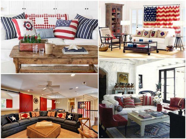 Amerykańska flaga - nowy trend