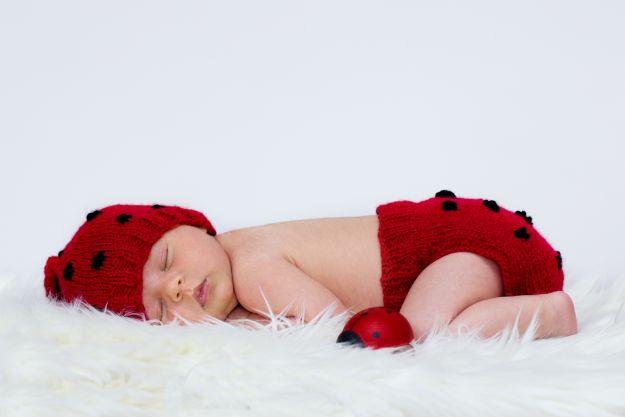 Urocze czapki dla maluchów