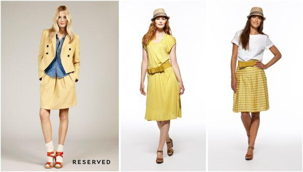 Pastele - trendy wiosna/lato 2012