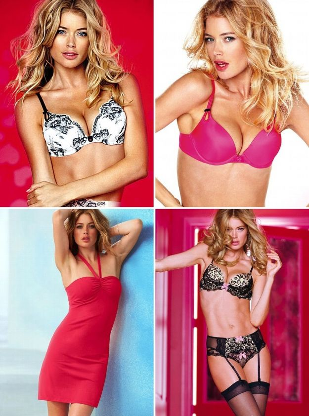 Najpopularniejsze aniołki Victoria Secret