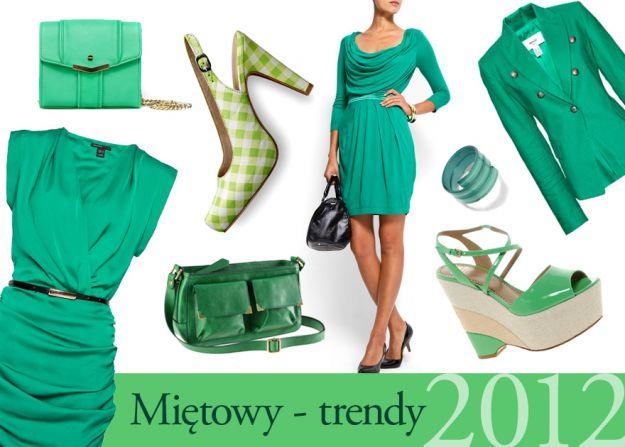 Topowe trendy 2012 roku - podsumowanie!