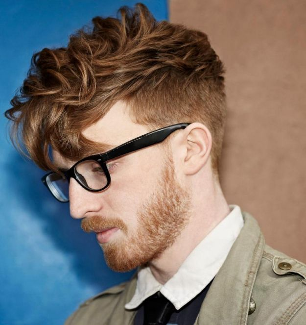 Najmodniejsze fryzury dla mężczyzn