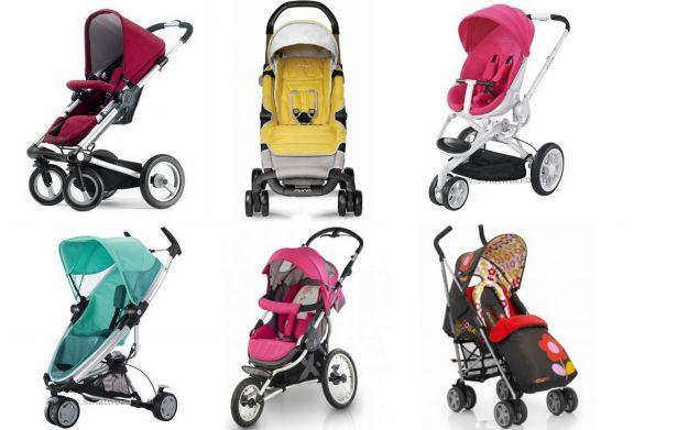 Modne wózki dziecięce