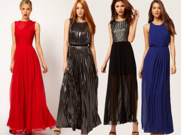 Studniówka - 4 rodzaje sukienek!