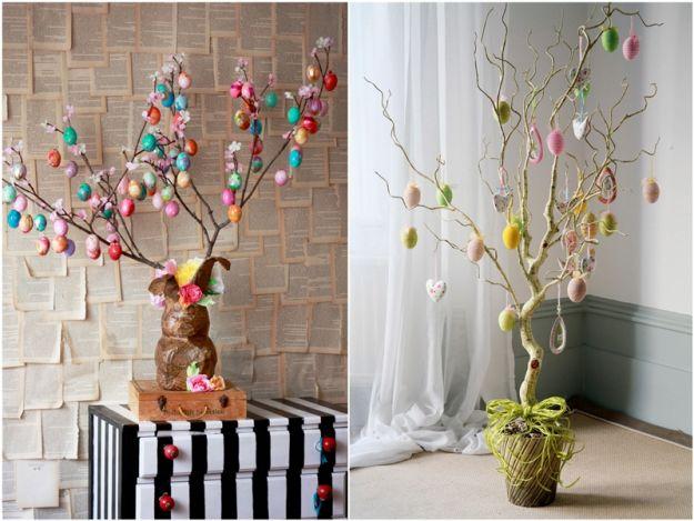 Drzewko wielkanocne - nowy trend?