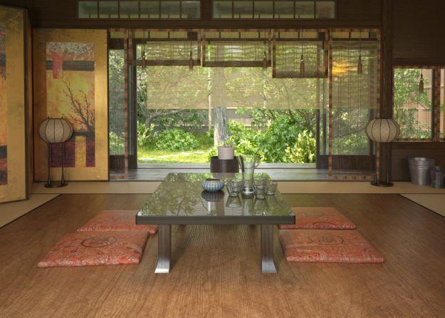 Jak urządzić mieszkanie w stylu japońskim?