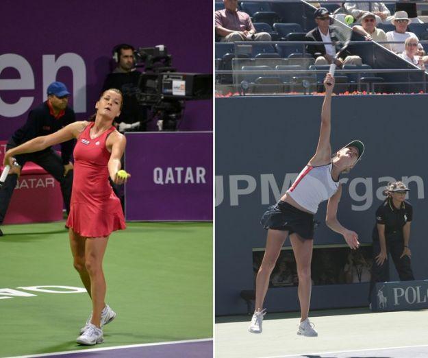 Największe gwiazdy tenisa ziemnego!