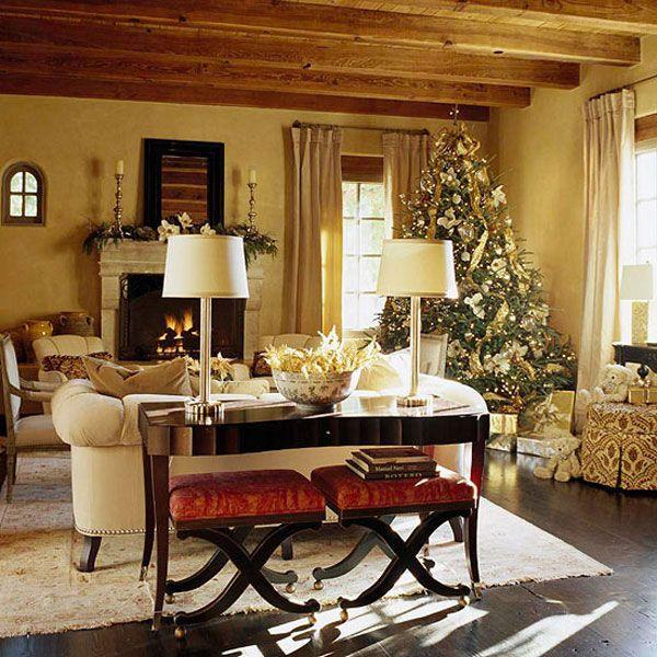 Bożonarodzeniowe aranżacje mieszkania