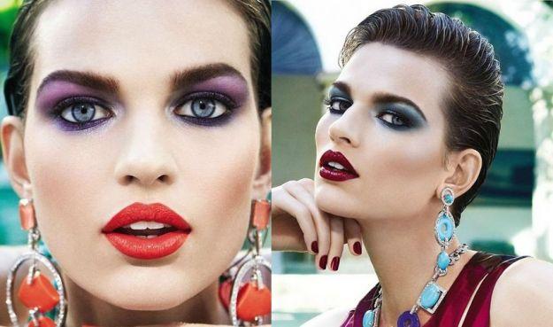 4 pomysły na wiosenny makijaż