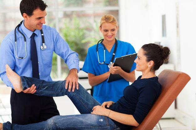Ortopeda-traumatolog – lekarz od urazów i zwyrodnień układu ruchu