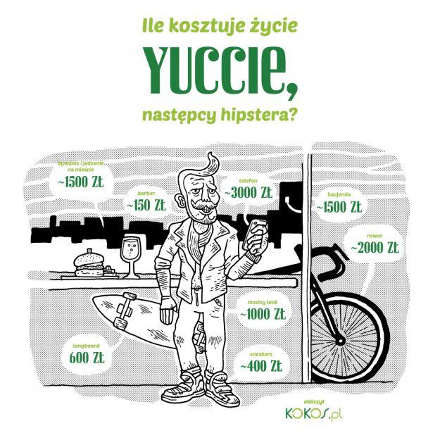 Yuccie -  rozrzutny następca hipstera