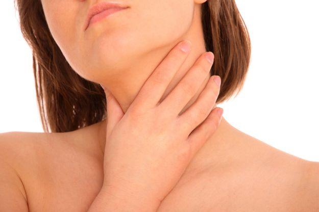 Ból gardła od klimatyzacji