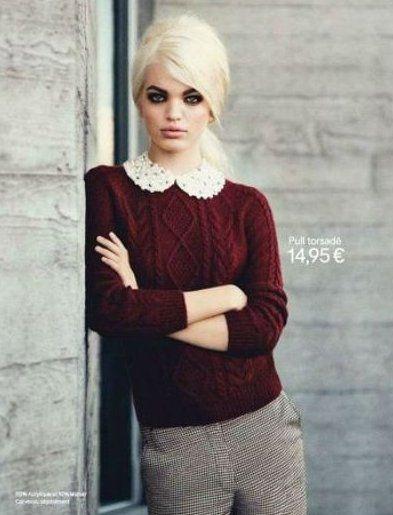 Jesienna kampania H&M z udziałem Daphne Groeneveld!