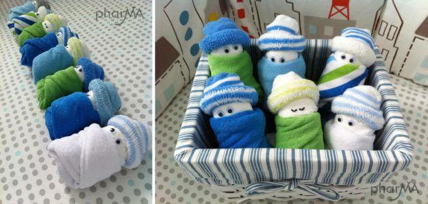 Pierwsza wizyta u dziecka - prezent możesz zrobić samodzielnie!