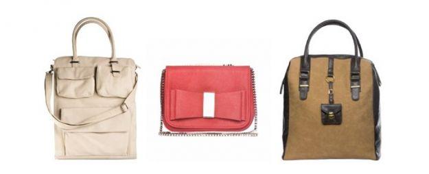 Nowe kolekcje - torebki na jesień i zimę