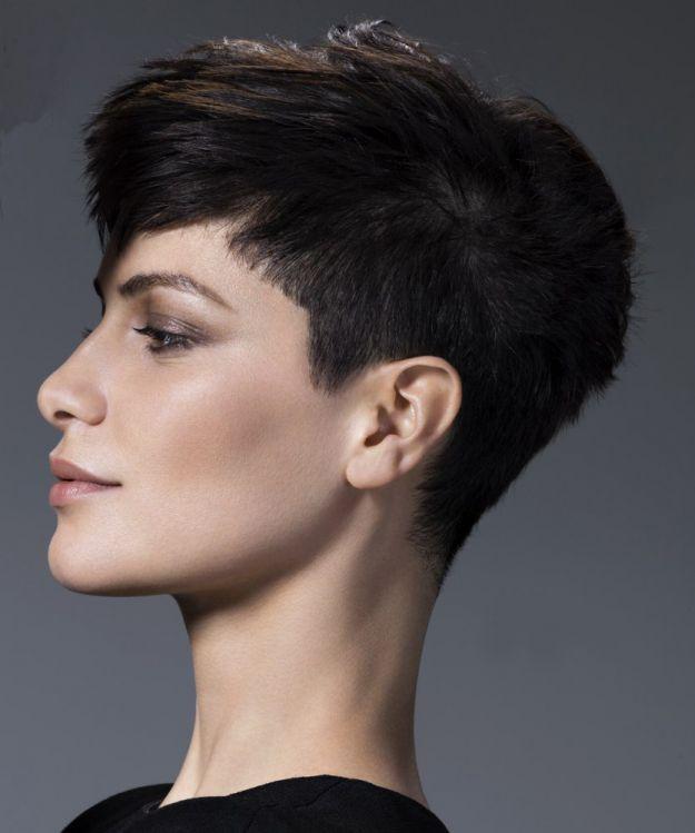 Jesienny Look 2013 10 Krótkich Kobiecych Fryzur Fryzury