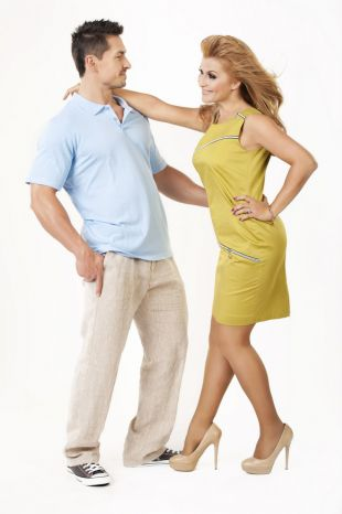 Zyskaj formę w 10 tygodni z Katarzyną Skrzynecką i Marcinem Łopuckim