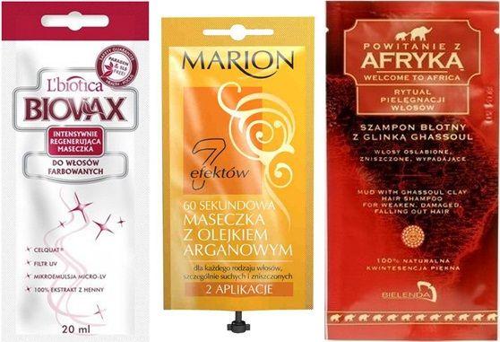 Czy warto kupować kosmetyki w saszetkach?