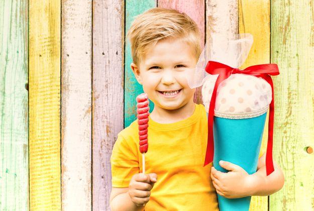 Jak ograniczyć słodycze w diecie dziecka?