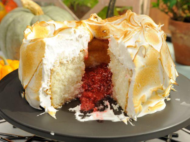 Amerykańskie ciasta świąteczne Anioł i Diabeł