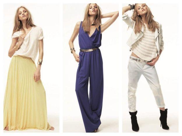 Mango - stylowa kolekcja na wiosnę i lato 2012