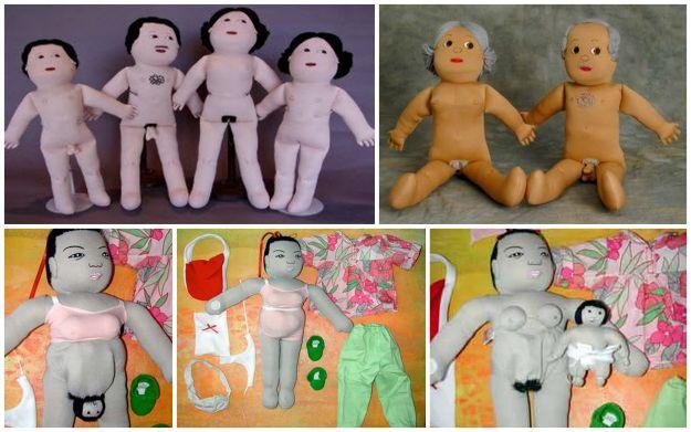 Kontrowersyjne lalki dla dzieci