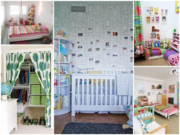 Niezwykłe inspiracje do pokoju dziecięcego