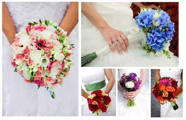 Jak Wybrać Bukiet ślubny Organizacja I Formalności Polkipl