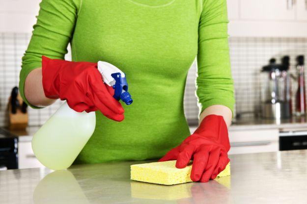 15 trików na domową czystość