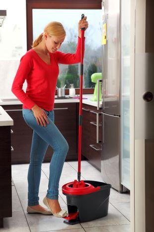 Jak utrzymać czystą podłogę