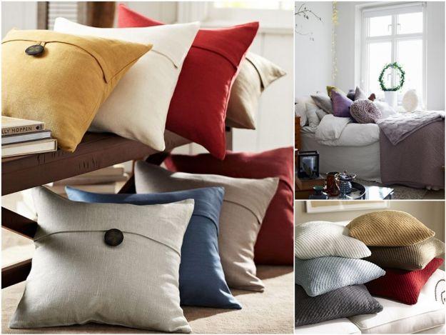 poduszki do letniej sypialni
