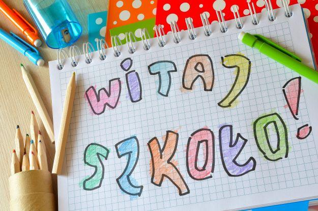 Wyprawka dla pierwszoklasisty - lista rzeczy do szkoły