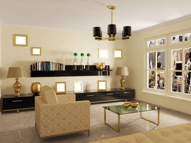 Oświetlenie mieszkania na dobre samopoczucie