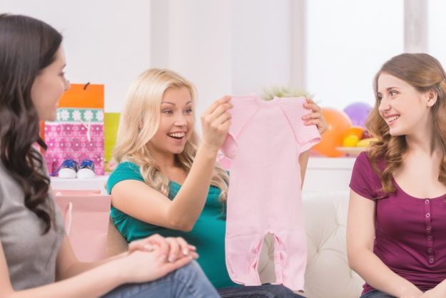 O co chodzi z baby shower?