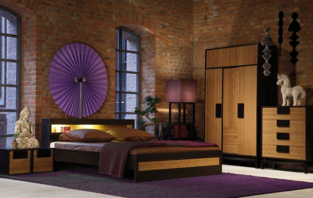 sypialnie inspiruj ce wn trza z we dom aran acje wn trz. Black Bedroom Furniture Sets. Home Design Ideas