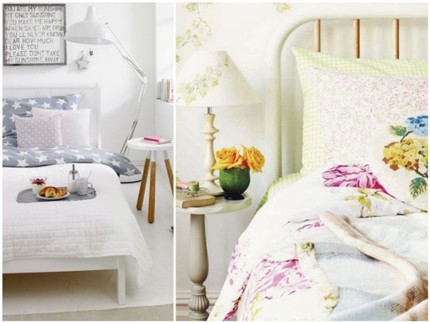 Wiosenna odmiana sypialni