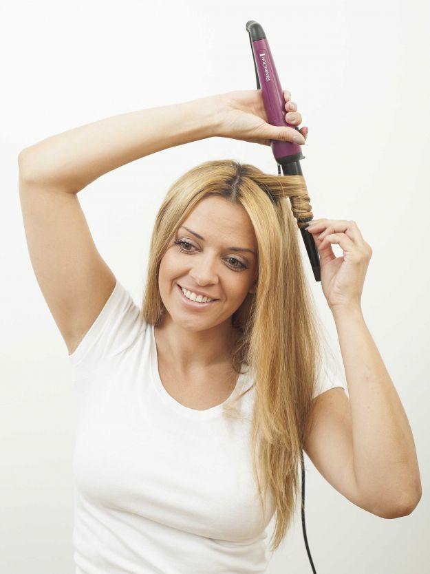 Rustykalne faje - Ślubna fryzura krok po kroku
