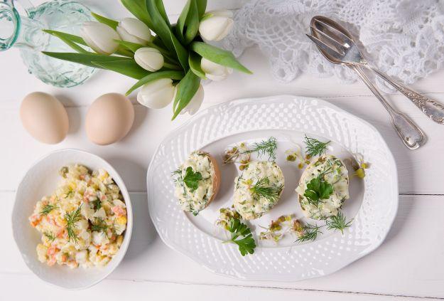 Wielkanocne jaja na różne sposoby