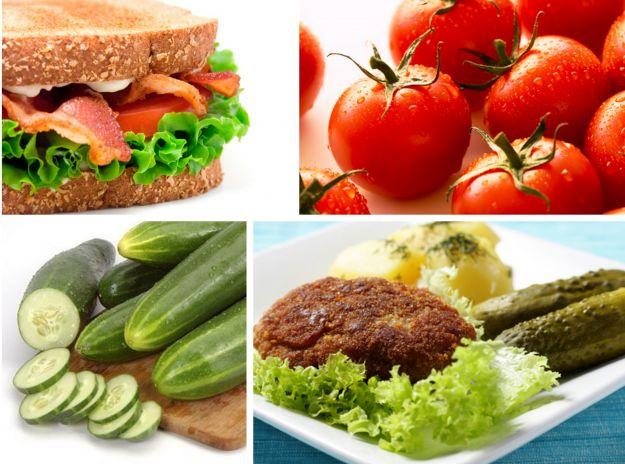 węglowodany i warzywa