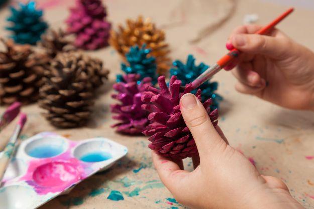 Pomysły na jesienne prace plastyczne