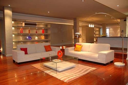 Funkcjonalne i minimalistyczne wnętrze