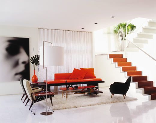 Funkcjonalne wnętrze minimalistyczne