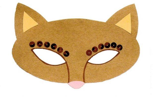 Maski karnawa�owe dla dzieci