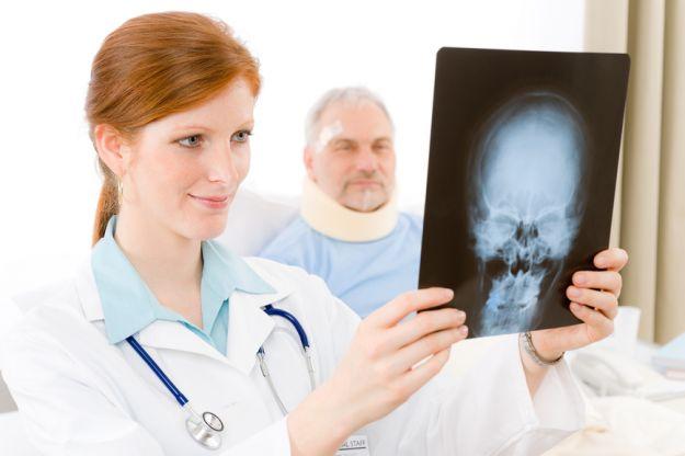 Wstrząśnienie mózgu - pierwsza pomoc