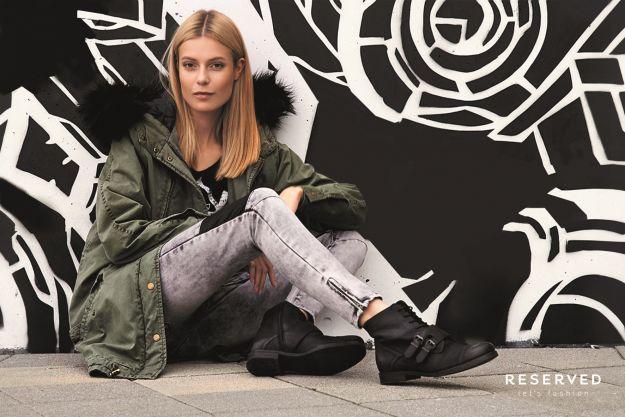 Nowe buty i torebki od Reserved na jesień i zimę 2014
