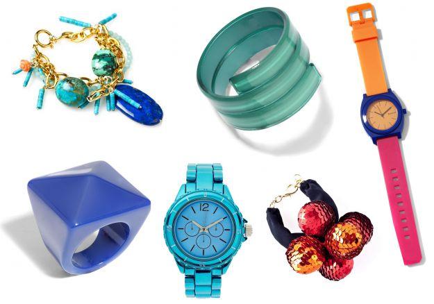 Najmodniejsza biżuteria na wiosnę i lato 2012