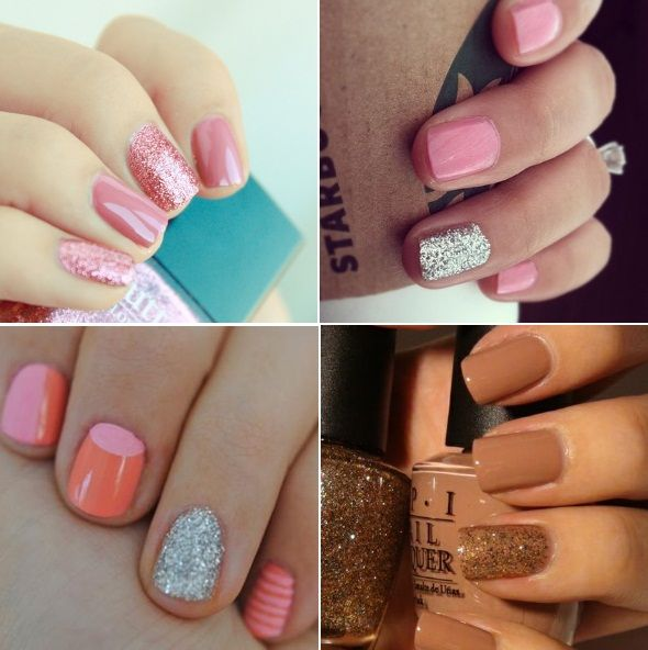 Manicure mieszany