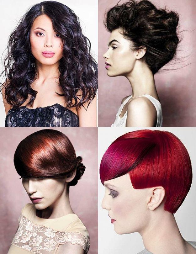 Kolory włosów na jesień