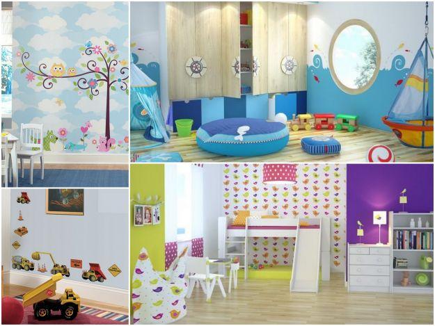 kolorowy pokoj dla dziecka